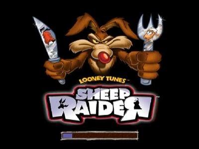 sheep raider psx