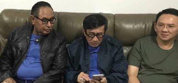 Rusuh Mako Brimob, Ketum Pemuda Muhammadiyah: Tak Aman, Pindahkan Ahok Dekat Istana Bogor!