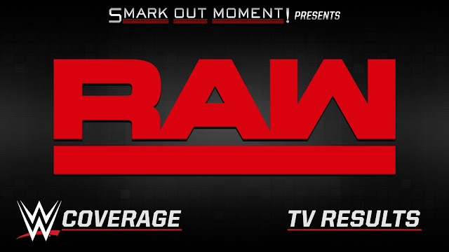 spoilers WWE Monday Night Raw episodes online results