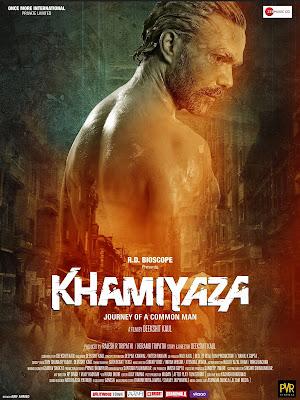 Khamiyaza 2019 Hindi 720p WEB HDRip HEVC x265