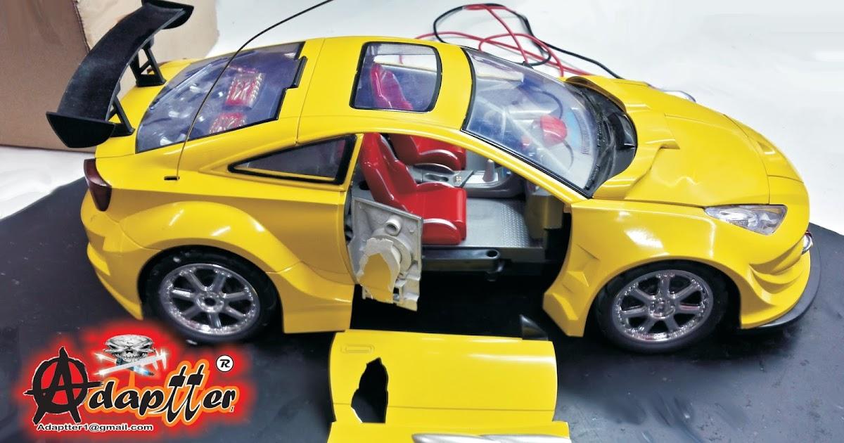 adaptter1 rc crash car 1 10 demolition car. Black Bedroom Furniture Sets. Home Design Ideas