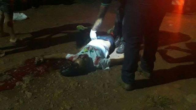 Homem é executado a tiros no bairro Costa e Silva