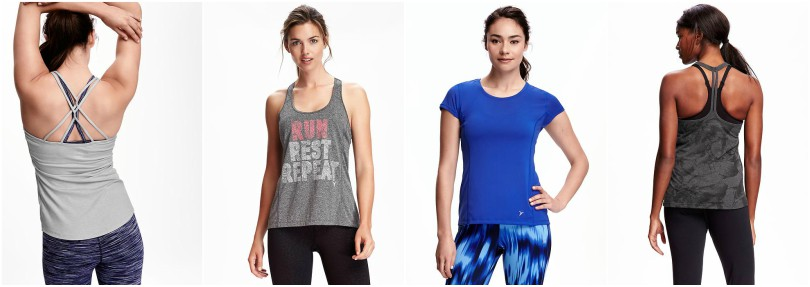 Criss-Cross Tank | Performance Tank | Short Sleeve Run Top | Burnout Racerback Tank