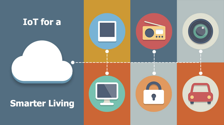 How to Harness the Power of IoT for a Smarter Living