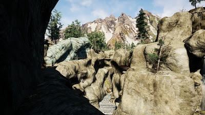 Vr Canyon Game Screenshot 3