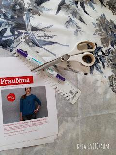 FrauNina Schnittmuster Schnittreif