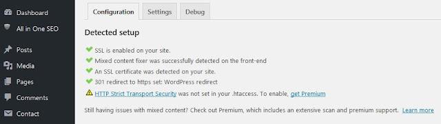 Mengganti HTTP ke HTTPS di cPanel Hosting WordPress