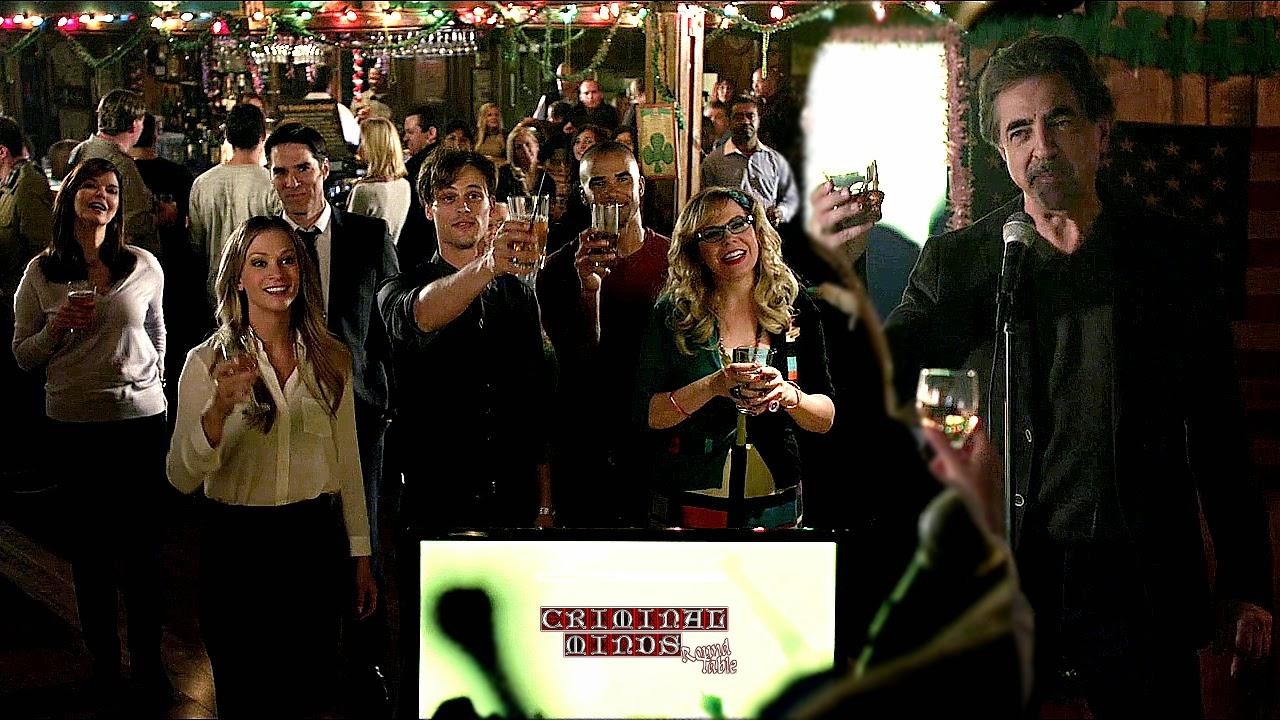 Criminal Minds Round Table: CRIMINAL MINDS Season 9 - 24 Episodes