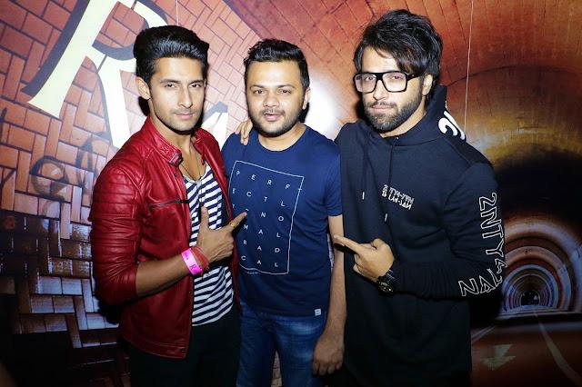 1. Ravi Dubey, Gaurav Parikh, Rithvik Dhanjani