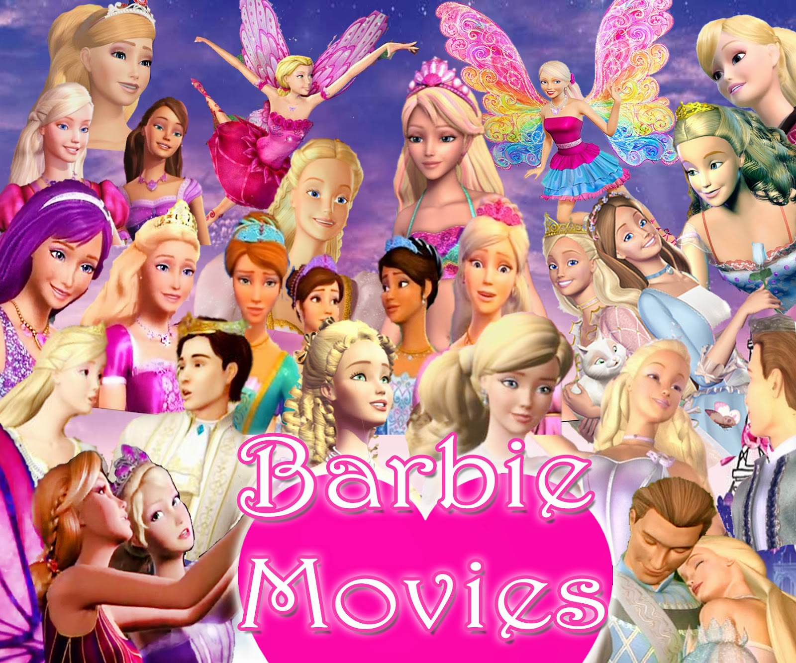 Alle Barbie Filme