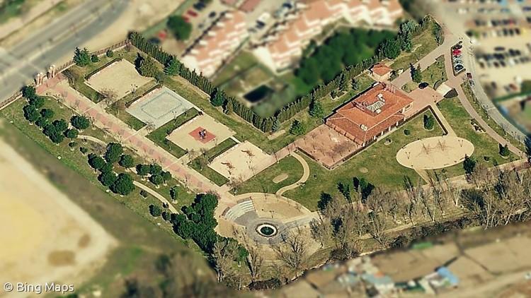 proyecto parque las desueltas boadilla del monte madrid bing maps