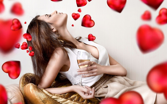 Free sweet valentine day HD wallpaper download