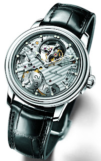 Montre Blancpain Tourbillon Transparence