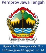 Lowongan Kerja Pemerintah Provinsi Jawa Tengah