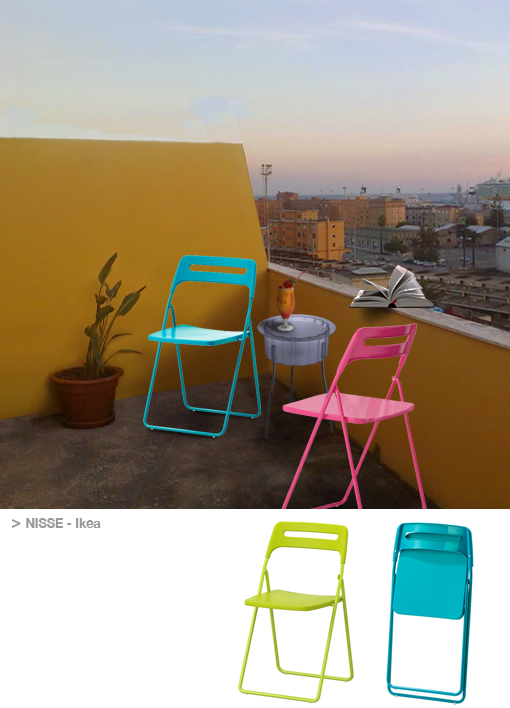 Ikea Sedie Pieghevoli Nisse.About 480u7 Lifestyle Design Culture The Right Folding Chair