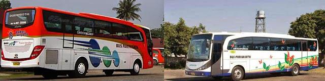 Sewa Bus Pariwisata Terbaru Murah Bandung
