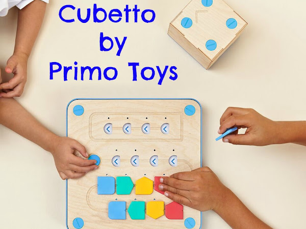 Cubetto by Primo Toys
