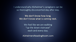 There are three major patterns of cognitive decline in Alzheimer's patients.
