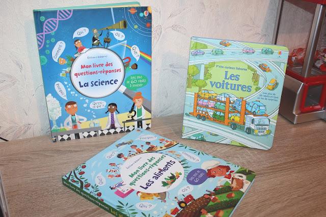 Livres à volets pour enfants