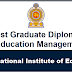 Post Graduate Diploma in Education Management - தேசிய கல்வி நிறுவகம்..!