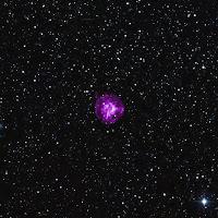 Supernova SNR B0049-73.6