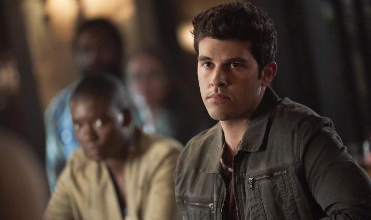 The Originals - Episode 5.02 - One Wrong Turn On Bourbon - Promo, Inside The Episode, Sneak Peek, Promotional Photos + Press Release