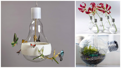 ideas-manualidades-reciclaje-bombillas-focos