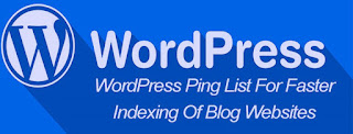 Tingkatkan seo wordpress dengan service URL Ping