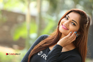 Actress Aswini Latest Stills in Black Denim Jeans  0218.JPG