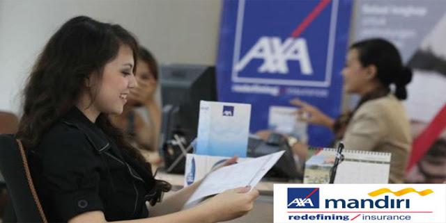 Layanan Asuransi Axa Mandiri atau PT AXA Mandiri Financial services