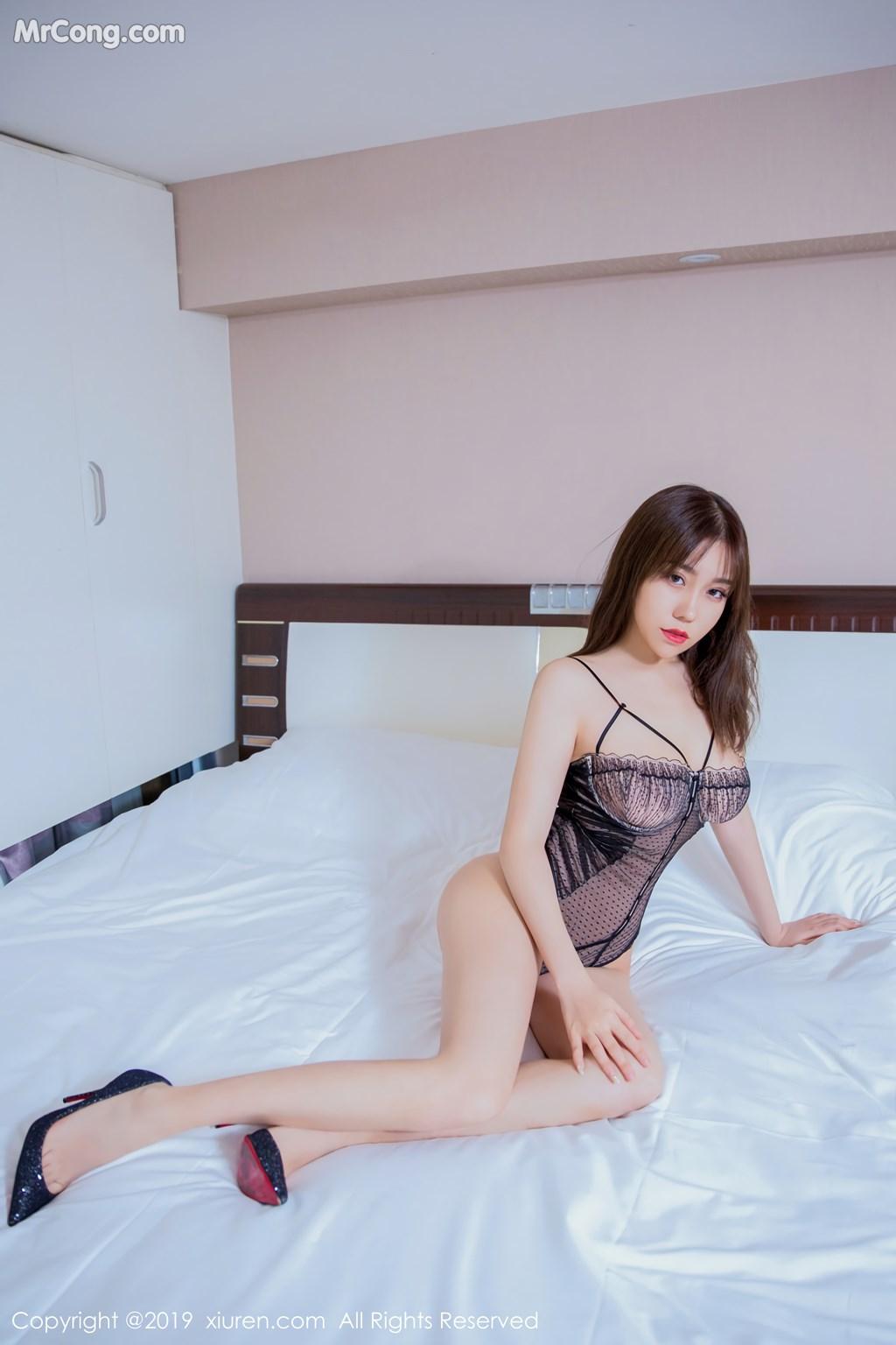 Image XIUREN-No.1333-Xiao-Mian-Mian-MrCong.com-006 in post XIUREN No.1333: Xiao Mian Mian (小绵绵) (41 ảnh)