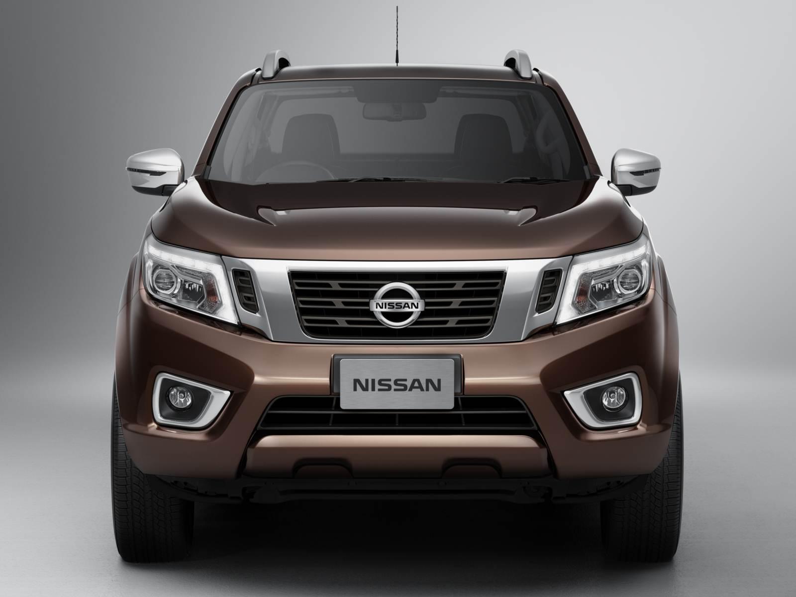 Nova Nissan Frontier 2015: fotos, vídeos e especificações   CAR.BLOG.BR