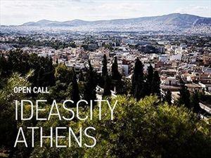 Η Αθήνα στο μικροσκόπιο του IdeasCity
