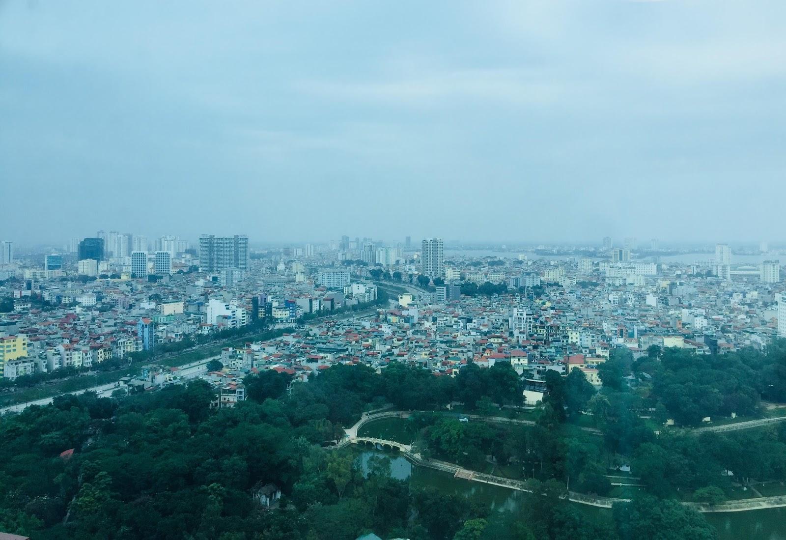 View HongKong Tower Nhìn Từ Tòa Nhà