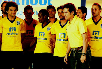 ISL 2015 Kerala Blasters FC Matches Schedule, Team Squad, Players list