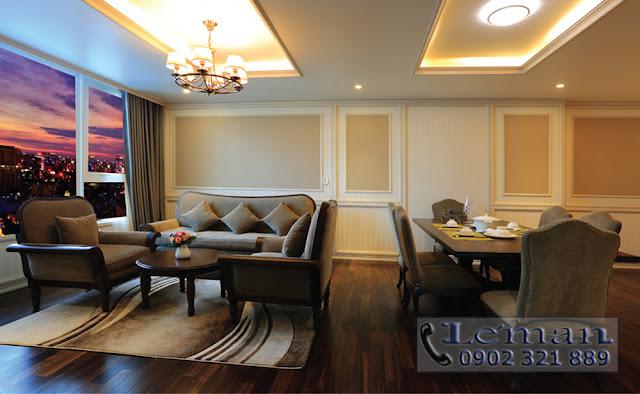 bán căn hộ leman luxury quận 3