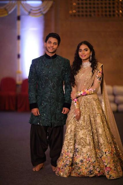 Brahmani reddy , Rajeev reddy Marriage Photos