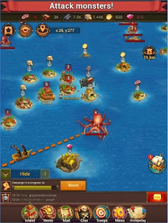 Game Pirate War: Age of Strike Apk