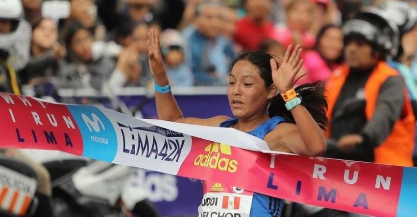 INÉS MELCHOR: Exitosa Atleta y Abogada busca imponer su Ley en la carrera de maratón Electrolit de Guadalajara - México