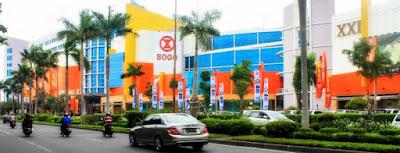 daftar mall shopping pusat perbelanjaan butik toko outlet fashion surabaya jawa timur terkenal pilihan favorit jalan2 hangout liburan rekreasi beauty salon spg sales promotion girls