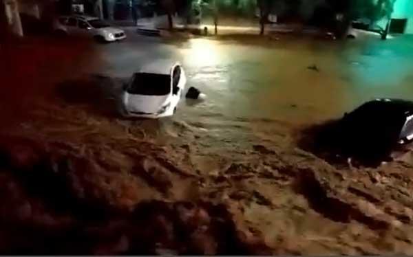 Diez personas Muertas y un niño desaparecido en las inundaciones de Mallorca