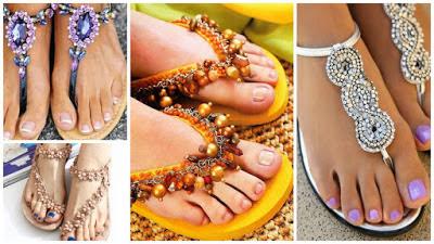Sandalias-decoradas