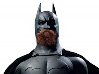 Beginilah Lucunya 7 Superhero saat Tampil Brewokan
