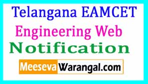 TS-EAMCET Engineering Web options