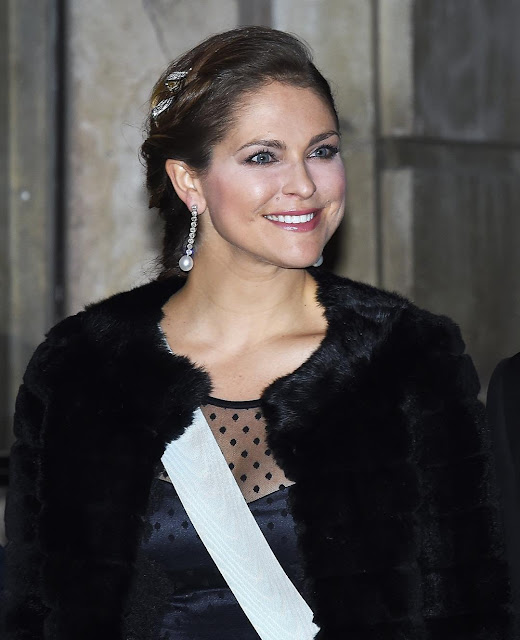 Crown Princess Victoria of Sweden and Prince Daniel of Sweden, Prince Carl Philip and Princess Sofia of Sweden, Princess Madeleine of Sweden and Mr Christopher O'Neill
