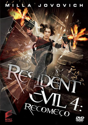 Resident Evil 4: Recomeço (2010) Dublado e Legendado HD 1080p