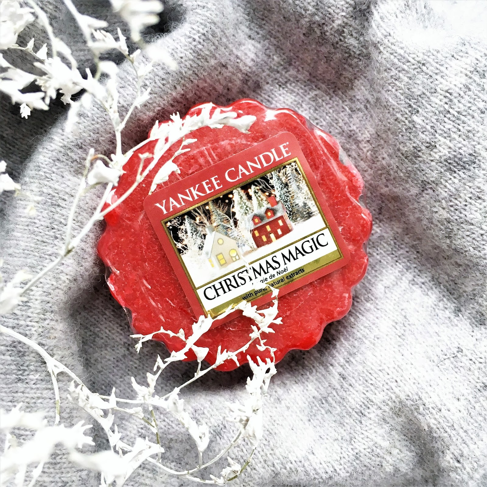 Świąteczna kolekcja zapachów Yankee Candle 2017