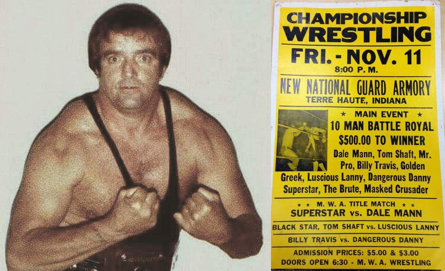 The Notorious Meddler Dale Mann Was Larger Than Life
