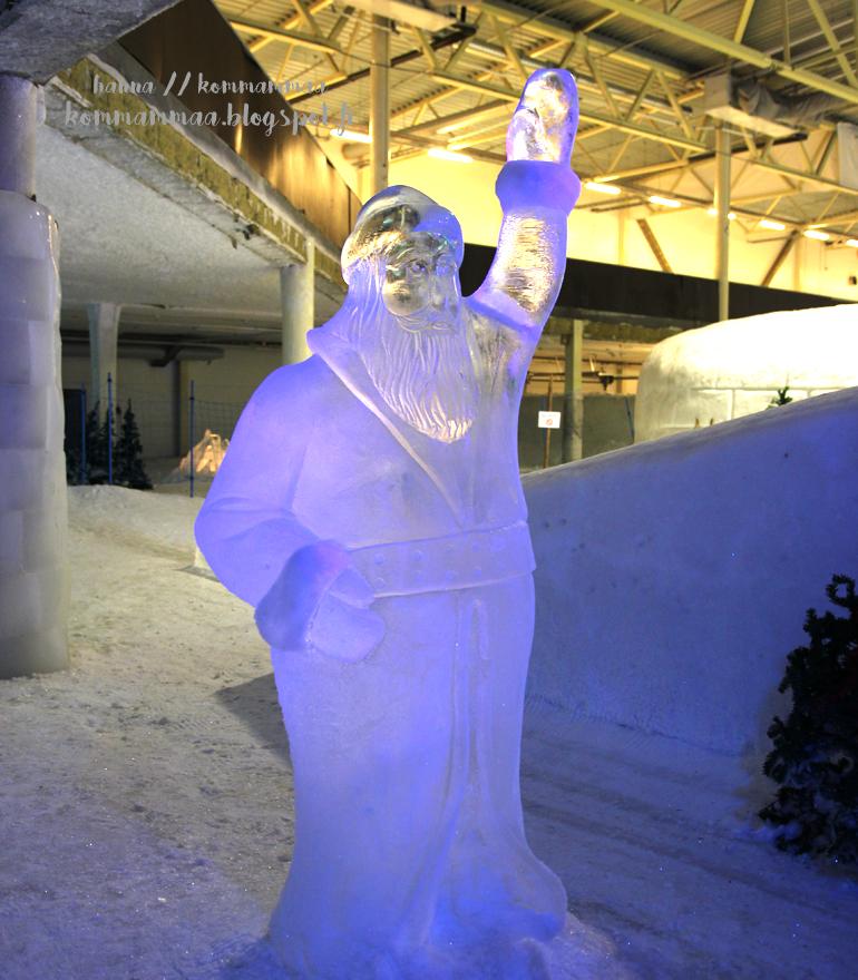 winterworld helsinki joulumaa talvimaailma kivikko lidl 2017 jouluneule