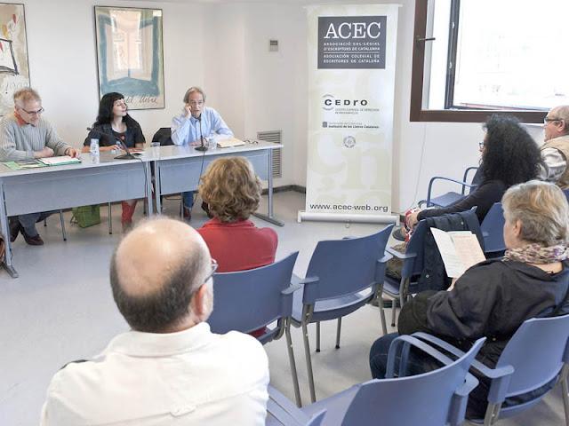 Galería fotográfica   Encuentros 080, 10 de mayo 2012, en ACEC, Ateneu barcelonés